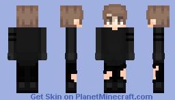 𝓓𝓔𝓧 // rituals Minecraft Skin