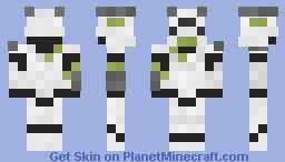 4x4 - Beetle Style Trooper Armor | [Cpt. Pine] Minecraft Skin
