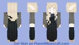 ⊰ Blind Northern Child ⊱ Minecraft Skin