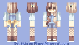 old persona - felicity ?? Minecraft Skin