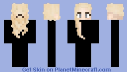 [LOTC] Hair for Space_Matrix Minecraft Skin