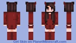 Devil Child Minecraft Skin