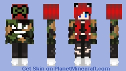 It's No a Phase Mom Minecraft Skin