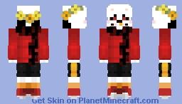 Flowerfell =Sans= Minecraft Skin