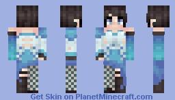 January Minecraft Skin