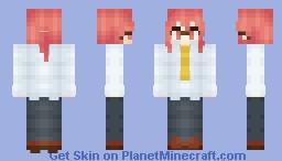kobayashi-san Minecraft Skin