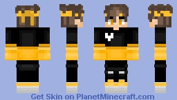 Kunai ☯ Minecraft Skin