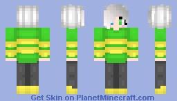 Lilly Asriel Minecraft Skin