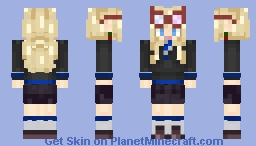 Myyoyo - lυɴα Minecraft Skin