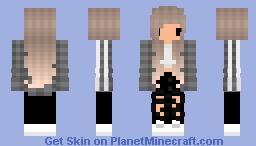 Chibi●w● Minecraft Skin