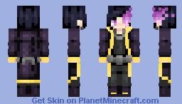 it's fire - ST ♥ Minecraft Skin