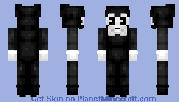 Bendy - Bendy And The Ink Machine Minecraft Skin