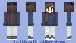 ~ωιℓℓσω~вσяє∂~ Minecraft Skin