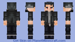 OC for Friend Minecraft Skin