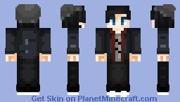 Sardonic Humor is just my way of relating to the world. Minecraft Skin