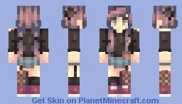 Disney [ST] Minecraft Skin
