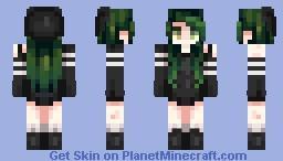 Toxic Beanie Minecraft Skin