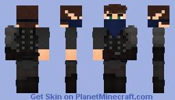Bandit 2.0 Minecraft Skin