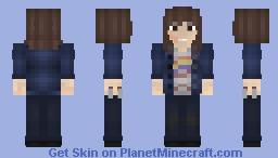 Logan 2017: x-23 Minecraft Skin