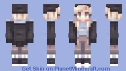 bądź szczęśliwy Minecraft Skin