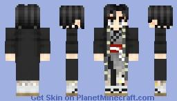 Amida [Namu Amida Butsu!] Minecraft Skin
