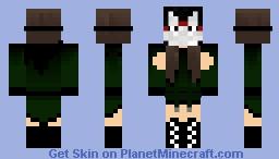 Cheshire (DC) Minecraft Skin