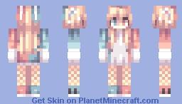 gemini Minecraft Skin