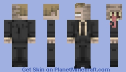Melding Minds Yes! 10th place! Minecraft Skin