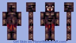 Grendel ★ Sole Skinner, Season 1 (Round 1) Minecraft Skin