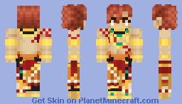 Hudo [Namu Amida Butsu!] Minecraft Skin