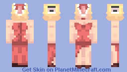 Not everything is how it seems// contest entry Minecraft Skin