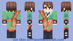 Kannon [Namu Amida Butsu!] Minecraft Skin