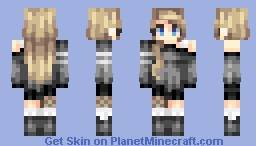 Shine Brighter // R Minecraft Skin
