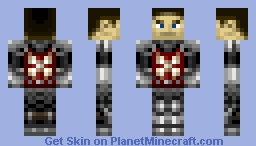 Armor 3 Minecraft Skin