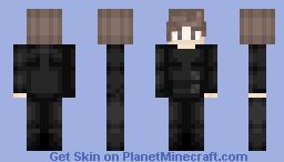 Luke Skywalker, Jedi Knight. Minecraft Skin