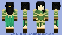 Kyla {FS} ~Ὠκεαν~ [First Skin Popreel!!!] Minecraft