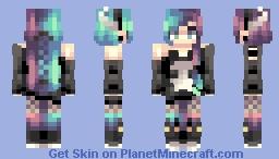 Mystere Minecraft Skin
