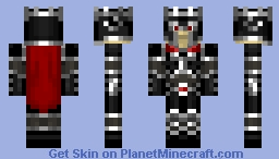 Armor 2 Minecraft Skin