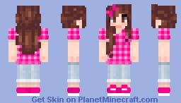 RazzleberryFox 2.0 Minecraft Skin