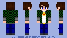 Let Me Know If It Looks Better Now Minecraft Skin