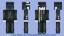 Saihara Shuichi Minecraft Skin