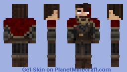 Skandian Lord V2 (remake of the accountant) Minecraft Skin