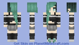 Gaming All Day Minecraft Skin