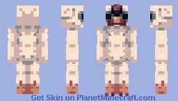 Chik Minecraft Skin