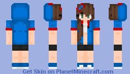 NσσвуBαвє#1 ;Sкιn мαdє ву→Bαnιм Minecraft Skin