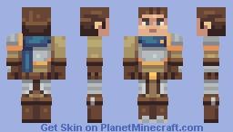 Human Soldier Minecraft Skin