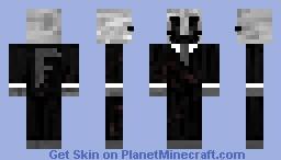 DR. Stitches Minecraft Skin