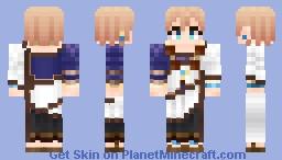 Syaka [Namu Amida Butsu!] Minecraft Skin