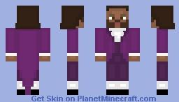 Thomas Jefferson | Daveed Diggs Minecraft Skin