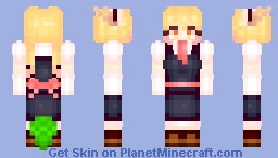 Tohru ★彡Dragon Maid Minecraft Skin